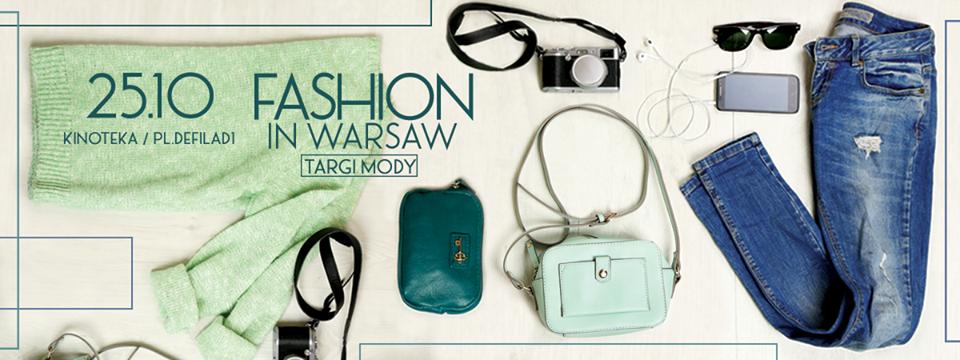 Fashion in Warsaw