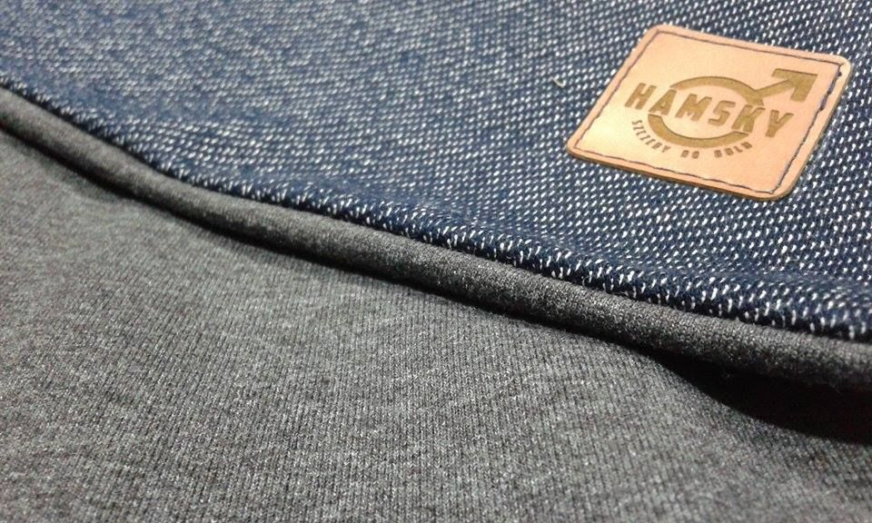H jeans grafit